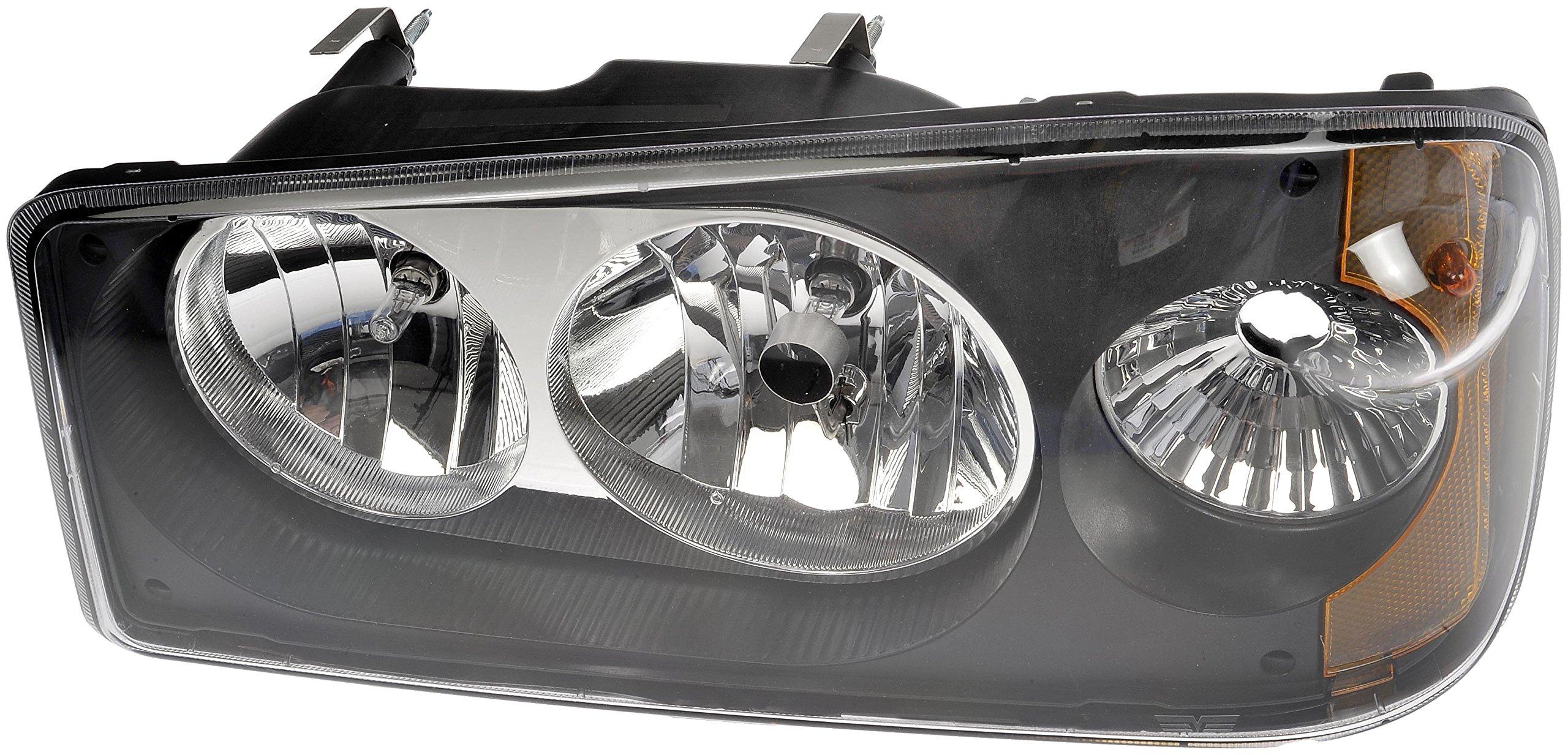 Dorman 888-5127 Passenger Side Headlight Assembly For Select Mack Models