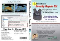 Embrilliance Density Repair Kit Pro Embroidery Software for Mac & PC