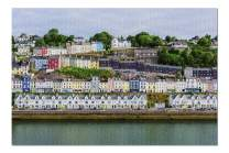 Seaport Village of Cobh, Ireland 9018011 (Premium 1000 Piece Jigsaw Puzzle for Adults, 20x30, Made in USA!)