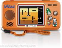 My Arcade Pocket Player Handheld Game Console: 3 Built In Games, Dig Dug 1 & 2, Tower of Druaga, Collectible, Full Color Display, Speaker, Volume Controls, Headphone Jack, Battery or Micro USB Powered