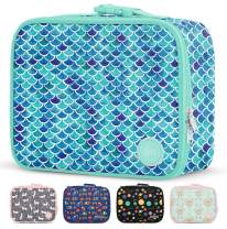 Simple Modern 3L Hadley Lunch Bag for Kids - Insulated Women's & Men's Lunch Box Mermaid
