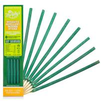 Murphy's Naturals Mosquito Repellent Incense Sticks   DEET Free with Plant Based Ingredients   2.5 Hour Protection   8 Sticks per Carton