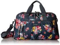 Vera Bradley Women's Lighten Up Compact Weekender Travel Bag
