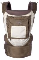 Onya Baby Outback Baby Carrier - Ivory/Chocolate Chip
