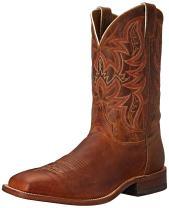 "Justin Boots Men's 11"" Bent Rail Riding Boot"
