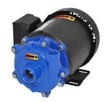 "AMT Pump 368B-95 Straight Centrifugal Pump, Cast Iron, 1/2 HP, 1 Phase, 115/230V, Curve B, 3/4"" NPT Female Suction, 1/2"" NPT Female Discharge Port"