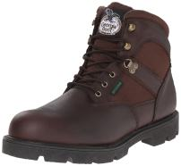 "Georgia Men's Homeland 6"" Steel Toe m Steel Toe Work Boot"