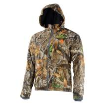 Nomad mens Conifer Jacket | Water & Wind-resistant, Performance - Insulated & Fleece-lined