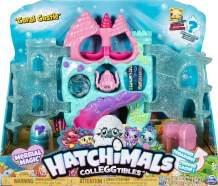 Hatchimals CollEGGtibles, Coral Castle Fold Open Playset with Exclusive Mermal Magic Hatchimals, for Kids Aged 5 and Up, Amazon Exclusive