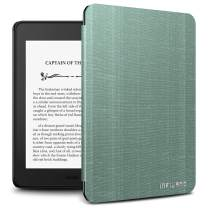 Infiland Kindle Paperwhite 2018 Case Compatible with Amazon Kindle Paperwhite 10th Generation 6 inches 2018 Release(Auto Wake/Sleep),Mint Green