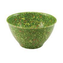 Rachael Ray Accessories Kitchen Pantryware Multi Purpose/Salad Serveware/Melamine Garbage Bowl, Green