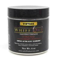 Whiff Out Vintage - 6 0z. Deodorant Powder & Ashtray Deodorizer Eliminates Ashtray and Smoking Receptacle Odors Caused by Cigarettes & Cigars | Vintage Scent