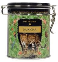 Pantenger Kukicha Tea. Organic Japanese Green Tea 3.5 OZ. Kukicha Loose Leaf Tea. First Flush. Low Caffeine Content. Detox Tea. Green Tea from Japan. USDA Organic.