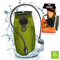 Source Hydration Bladder WXP - Water Bladder with High Flow Storm Valve - Featuring All Hydration Technology Advantages