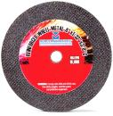 Mercer Abrasives 614110-50 Small Diameter High Speed Fully Reinforced Cut-Off Wheels 4-Inch by 1/16-Inch by 3/8-Inch M, 50-Pack