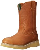 "Georgia Boot Men's 10"" Wedge Wellington Work Boot"