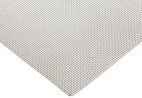 "400 Nickel Woven Mesh Sheet, Unpolished (Mill) Finish, ASTM E2016-06, 12"" Width, 24"" Length, 0.0026"" Wire Diameter, 38% Open Area"