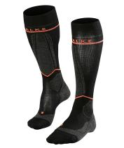 FALKE Women's Sk Energizing-Compression Ski Sock-32% Wool