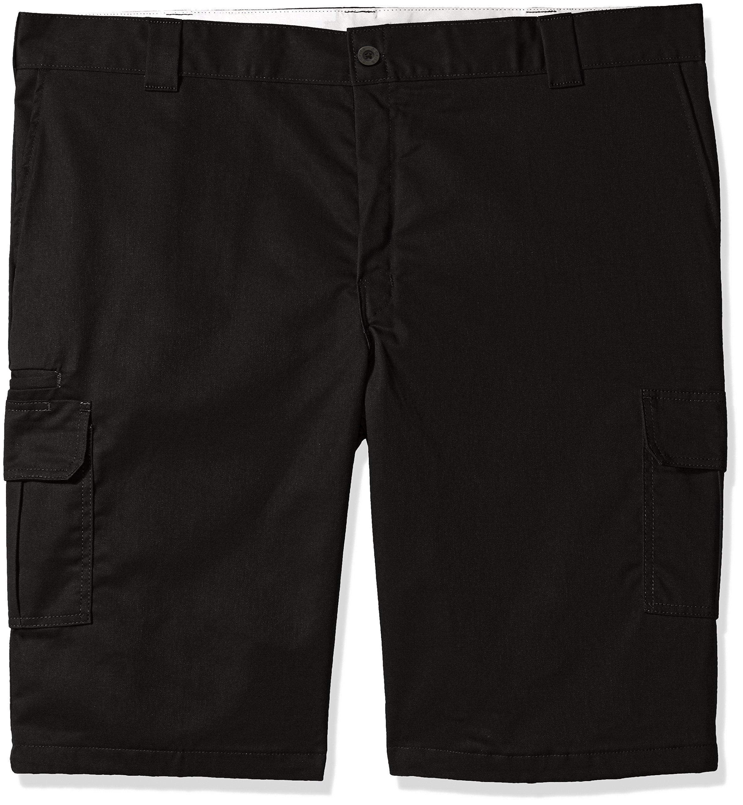 Dickies Men's 13 Inch Relaxed Fit Stretch Twill Cargo Short Big