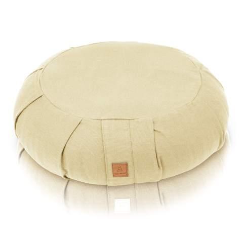 B YOGA The Calm Zabuton Meditation Mat 5 x 10 x 24 Yoga Cushion for Kneeling and Sitting Support