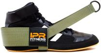"""IPR Fitness Glute Kickback LITE """"Patented"""" 100% Made in The USA I Cable Machine Ankle Strap"""