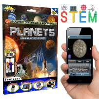 POPAR READ IT. SEE IT. BE IT. Planets 4D Interactive Smart Book and App