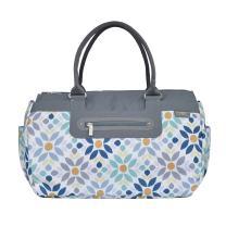 JJ Cole Parker Diaper Bag, Prairie Blossom