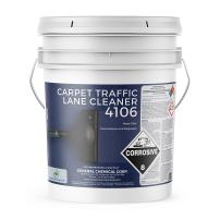CarpetGeneral Carpet Traffic Lane Cleaner 4106 - Potent Preconditioner & Degreaser - Enhance Stain Removal & Eliminate Odors - Citrus Scent - 5Gal