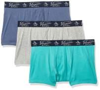 Original Penguin Men's Cotton Stretch Trunk Underwear, Multipack & Single
