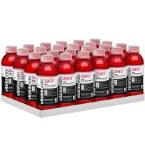 vitaminwater zero xxx, electrolyte enhanced water w/ vitamins, açai-blueberry-pomegranate drinks, 16.9 Fl Oz (Pack of 24)