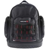 Electrician Tool Bag Backpack with Waterproof Molded Base (BP-005)