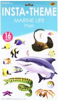 Marine Life Props Party Accessory (1 count) (16/Pkg)