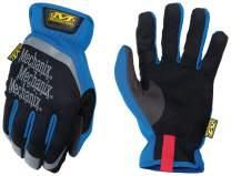 Mechanix Wear: FastFit Work Gloves (Small, Blue)
