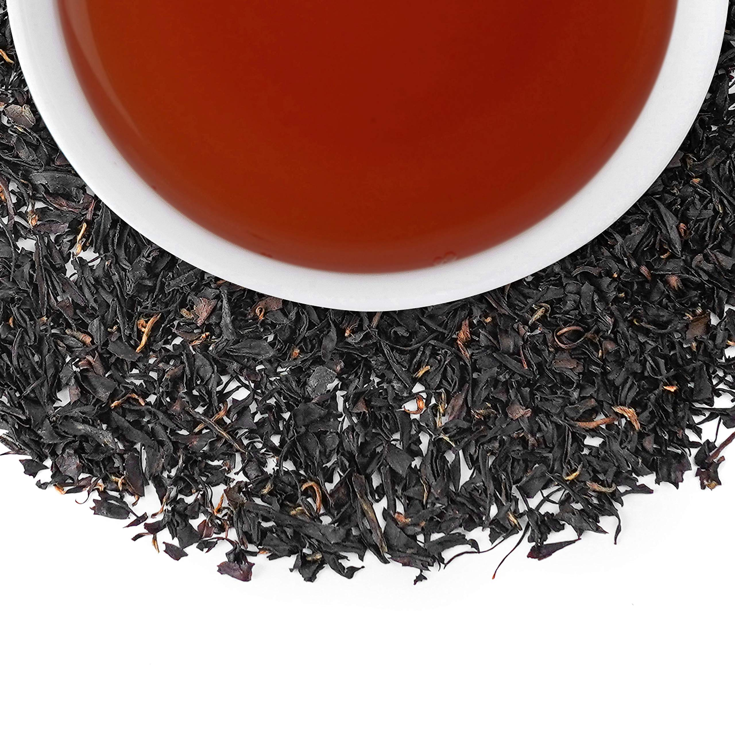 Taimei Teatime, Black Tea 100 count (7.07oz) | Soft & Sweet Aftertaste | First Flush Picked & Packed |Broken Black Tea FBOP Grade | Shipped Directly by Air Chinese Black Tea Bag