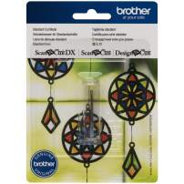 Brother ScanNCut Standard Cut Blade CABLDP1, Replacement Accessory, Create Cardstock, Craft Foam, Vinyl, Fabric and Paper Projects