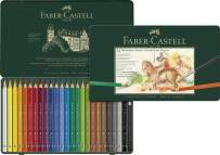 """Faber-Castell 5.3 mm""""Albrecht Dürer Magnus"""" Watercolour Pencils (Pack of 24)"""