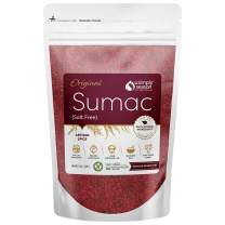 USimplySeason Sumac Spice (Original Powder, 8 Ounce)