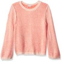 Splendid Girls' Kids and Baby Long Sleeve Pullover Sweater