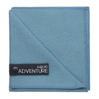 Aquis - Adventure Microfiber Sports Towel, Quick-Drying Quick-Drying Comfort For Running, Racquet Sports or Golf, Seafoam (Medium/15 x 29 Inches)