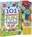 Klutz 101 Outrageously Fun Things to Do Activity Kit