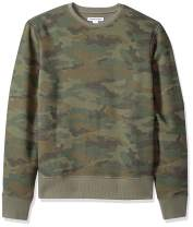 Amazon Essentials Men's Long-Sleeve Crewneck Fleece Sweatshirt