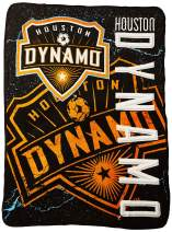 """The Northwest Company Officially Licensed MLS Atlanta United FC Concrete Micro Raschel Throw Blanket, Red, 46"""" x 60"""""""