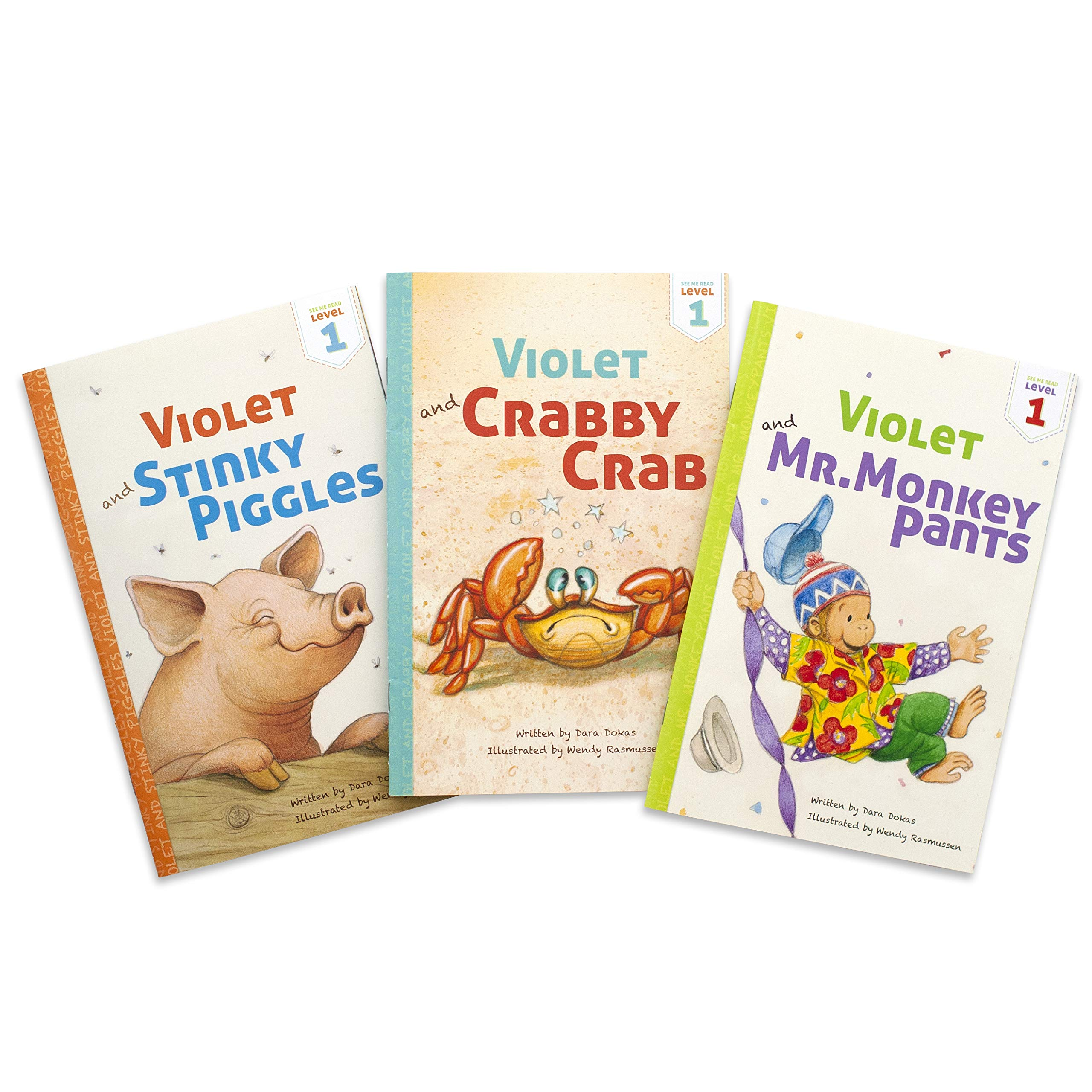 Level 1 Reading Books for Children Toddlers, Step into Reading, Personalized Storybooks