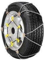 Security Chain Company SZ319 Shur Grip Super Z Passenger Car Tire Traction Chain - Set of 2