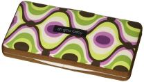 Ah Goo Baby Wipes Case, On-The-Go Travel Size, Spa Pattern