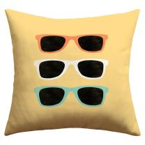 Deny Designs Allyson Johnson Summer Shades Outdoor Throw Pillow, 26 x 26