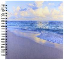 3dRose db_70100_2 Dominican Republic, Punta Cana, Bavaro Beach-Ca14 Len0149 Lisa S Engelbrecht Memory Book, 12 by 12-Inch