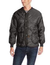 Alpha Industries Men's Als/92 Mid Length Zip Liner Jacket with Pockets