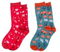 Nurse Socks - Fun Nurse Gifts for Nurses and Nursing Students, Women Socks