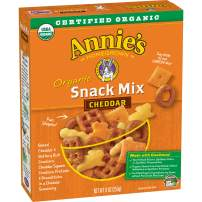 Annie's Homegrown Organic Snack Mix Bunnies Cheddar, 9 oz